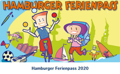 Hamburger Ferienpass 2020 © Jugendinformationszentrum Hamburg (JIZ)