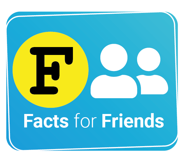 Logo © https://factsforfriends.now.sh